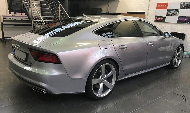 Audi-A7-Scheibentönung