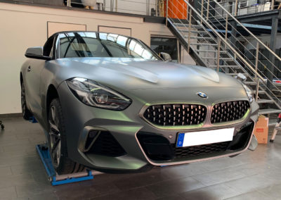 Bmw-Z4-Charcoal-matt-grau