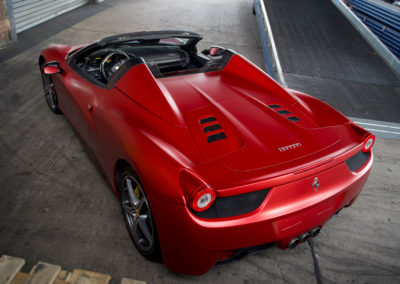 Ferrari-458-Spyder-Red-Chrom-2